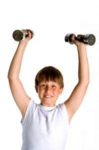 Weight Training for Kids