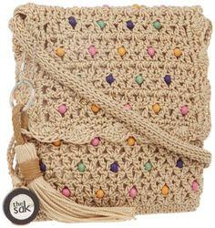 crochelinhasagulhas: Bolsas em crochê