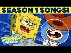 Season 1 SpongeBob Songs! 🎶   #TuesdayTunes