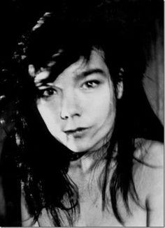 "hauntedbystorytelling: "" Nobuyoshi ARAKI :: Bjork, ca 1996 "" more [+] by this photographer"