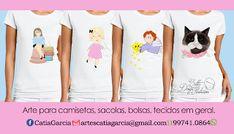 Ilustrações Catita Design: Artes Personalizadas para Camisetas