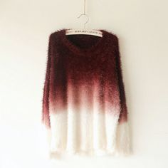 2016 autumn winter cashmere sweater women fashion sexy O-neck sweater loose 100% fluffy wool women sweaters and pullovers