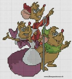 46 Ideas For Baby Crochet Disney Punto Croce Disney Cross Stitch Patterns, Cross Stitch For Kids, Cross Stitch Charts, Cross Stitch Designs, Cross Stitching, Cross Stitch Embroidery, Hand Embroidery, Embroidery Patterns, Stitch Cartoon
