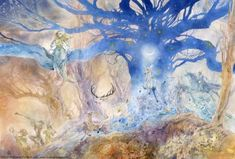 Shadowscapes - The Art of Stephanie Law ~ Where the Shadow Used to Fall