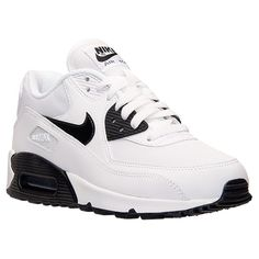 Women's Nike Air Max 90 Essential Running Shoes - 616730 110 | Finish Line
