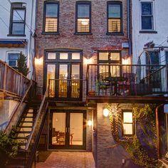 philadelphia brownstone rittenhouse - Google Search
