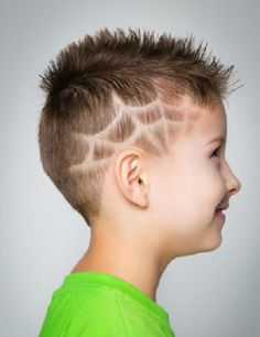 Boys Hair Cuts Fades Fauxhawk Curly Hair With Designs His Her