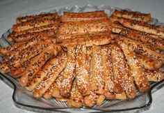 Savory Pastry, Eat Pray Love, Hungarian Recipes, Garlic Bread, Finger Foods, French Toast, Bakery, Good Food, Food And Drink