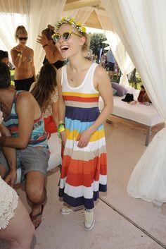 Party Report: The Star Set Takes Coachella: AnnaSophia Robb