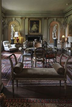 Southside House - Wimbledon, England - Drawing Room.