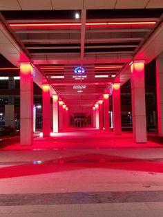 Sultangazi Belediye Yeni Hizmet Binası Işıl Işıl :)
