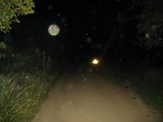 Black Star Canyon Ghost Orbs