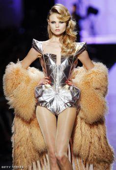 gaultier corset - Google Search