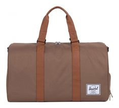 Strut around this warm season with the tan you've always wanted. The Herschel Novel Duffle Poly Cub/Tan is exactly whats needed to hold all of your vacation musts. This bags features include reinforced handles, a removable padded shoulder strap, and Herschel Supply Co, Shoulder Strap, Novels, Bags, Fashion, Handbags, Moda, Fashion Styles, Fashion Illustrations