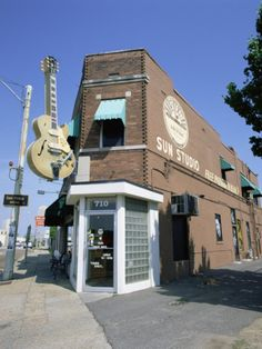 Sun Studio Memphis, TN.