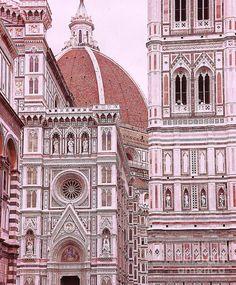 Santa Maria Fiori - Florence, Italy