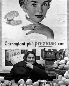 """Nino Migliori Foto tratta da """"Gente del Nord"""" 1953 Bologna, Archivio fotografico Nino Migliori"""