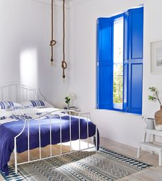 10 Ways To Creatively Colour Your Windows - Bright.Bazaar