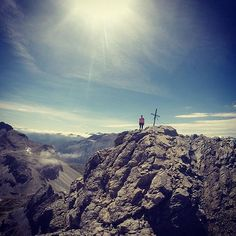 The first photo of the week. - Congrats to for the great shot of a hike to mount Faulkogel. Cool Instagram Pictures, Instagram Posts, Great Shots, Photos Of The Week, The One, Mount Everest, Hiking, Outdoors, Mountains