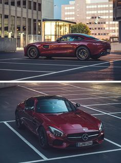 Driving dynamics meet efficiency: The Mercedes-AMG GT is handcrafted by racers. Photos by Gijs Spierings.(www.gijsspierings.com) #MBsocialcar [Combined fuel consumption 9.3 l/100km | combined CO2 emission 216 g/km | http://mb4.me/efficiency_statement]