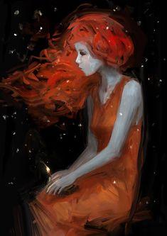 The Little Match Girl by aditya777 on deviantART