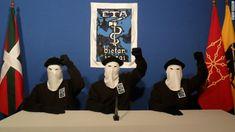 """ETA es una organización nacionalista y separatista vasca armada y terrorista. ETA (Euskadi Ta Askatasuna) es un acrónimo que significa  """"País Vasco y Libertad.""""  El grupo se fundó en 1959 con el objetivo de ganar la independencia para el País Vasco. ETA creció de un grupo de estudiantes llamado Ekin, fundada en los principios de los cincuentas. Estos estudiantes estaban frustrados por la postura moderada del Partido Nacionalista Vasco."""