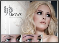 HD Brows appointments will be available from May 2015 at Elegant Beauty 💖 Hd Brows, Tweezing Eyebrows, Natural Brows, Brow Shaping, Perfect Brows, Facial Treatment, My Beauty, Face Shapes, Marseille