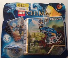 US $7.99 New in Toys & Hobbies, Building Toys, LEGO Chima Eglor
