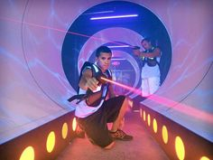 Gallery - Art FX Studios - Custom Laser Tag Arena Design and Themed Arenas