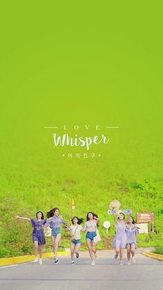 "May! #PARALLEL  en Twitter: ""GFriend - #LOVE_WHISPER Phone Wallpapers https://t.co/v8UEl3LFok"""