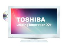 Toshiba 32DV504B 32-inch Widescreen HD Ready LCD TV with Freeview and Built-in DVD Player - White (New for 2012) has been published at http://www.discounted-home-cinema-tv-video.co.uk/toshiba-32dv504b-32-inch-widescreen-hd-ready-lcd-tv-with-freeview-and-built-in-dvd-player-white-new-for-2012/