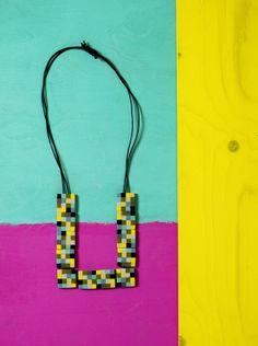 Hyrsky necklace / Marimekko S/S 14