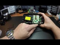 Elecraft KX2 Side panels from GEMS Products - Jeff | VA2SS - YouTube