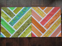 Our Busy Little Bunch: quilt bee blocks . . .