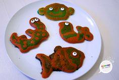 Artful pancakes!
