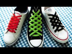 〔靴紐の結び方〕ダイヤモンドのような模様になる靴ひもの通し方 how to tie shoelaces  Diamond Lace Shoes〔. Ways To Lace Shoes, How To Tie Shoes, Your Shoes, Diamond Shoes, Shoes Wallpaper, Creative Shoes, Tie Shoelaces, Shoe Crafts, Diva Fashion