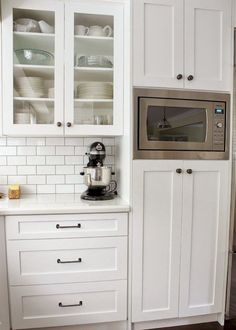 white kitchen | Home | Pinterest | Cucina, Cucine e Amore