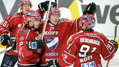 Lennart Petrell teki hattutempun HIFK:lle.