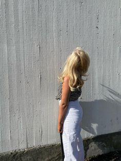 Pepita Pattern  #Blogger #SophieeMoss #SophieMoss #Blonde #Pepita #Shirt #Norwegian #Flightattendant Jean Shirts, About Me Blog, Pattern, Tricot, Denim Shirts, Patterns, Model, Swatch