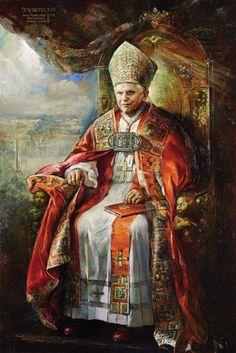 Vatican Portrait Artist http://www.nataliatsarkova.net/
