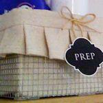 DIY Sewing Basket Liners