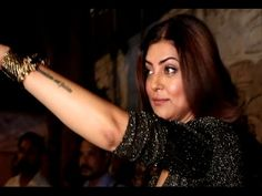 Sushmita Sen at Raj Kundra's birthday party at The Korner House. Sushmita Sen, 41st Birthday, Youtube, Party, House, Home, Haus, Receptions, Direct Sales Party