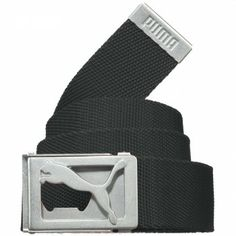c78e69ac500 Puma Fade Web Golf Belt w  Logo Buckle - One Size