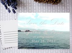 Save the date card Nautical Style Personalized Printable save the date wedding announcement card Sea Coastal custom Save the date invitation by S4StarSbySiSSy on Etsy https://www.etsy.com/ca/listing/494803648/save-the-date-card-nautical-style