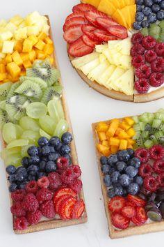 Modern fruit tart рецепт baking sweet recipes - desserts and Healthy Cake Recipes, Fun Baking Recipes, Tart Recipes, Fruit Recipes, Sweet Recipes, Dessert Recipes, Biscuits, Fruit Tart, Healthy Fruits