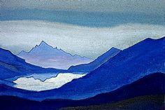 Mountain Lake, 1943