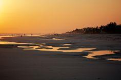 Sunset | Salalah beach. view on Fb https://www.facebook.com/OmanPocketGuide  photo: Birger Hoppe