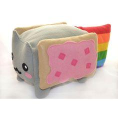 Nyan cat pillow