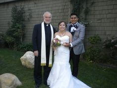 Congratulations to Arizbeth Paredes and Hernan Herrera on their March 2015 wedding at The Odyssey Restaurant in Granada Hills, CA. It was a beautiful sunny (somewhat warm) day in Southern … Got Married, Getting Married, Granada Hills, Restaurant Wedding, Marriage License, Us Beaches, Price List, Wedding 2015, Beach Weddings