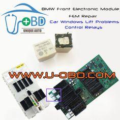 BMW Front Electronic Module FEM Repair, car windows lift failure repair solutions. FEM Windows lift control relays - NEC EX2-2U1J #BMWrepair #BMWFEMrepair #FEMrepair #FEMrelays #FEMrepairguide #FEMrepairsolution #BMWwindowliftproblems #FEMfailure #bimmer #bimmertech #BMWFEMrepaircase #BMWFEMrepairguide #BMWFEMrepairmethods #FEMdiagram #ex2relay #ex22u1j #necrelay #BMWrelay #EX2_2U1J Philippines, Automotive Locksmith, Bmw, Module, Things To Buy, Usb Flash Drive, Usb Drive
